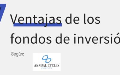 Ventajas de los Fondos de Inversión