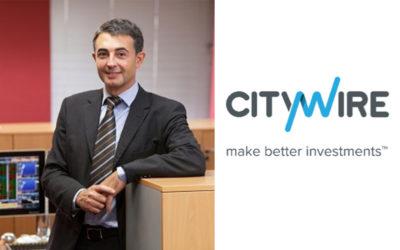 «+» primera calificación de Citywire